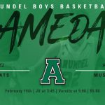 Gameday: Boys Basketball