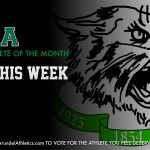 February Student-Athlete of the Month Voting