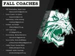 Freshman Athletic Orientation 2020
