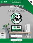 Custom Wall Decals Now Available