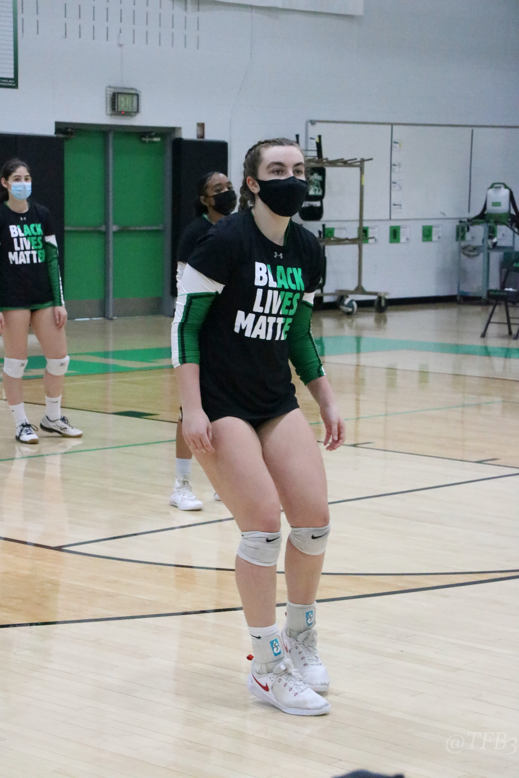 Arundel Varsity Volleyball 4-15-2021