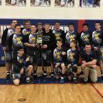 "Wrestling Wins ""War on 40"" Dual"