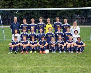 2014 Boys Varsity Soccer