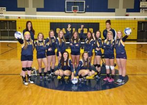 2014 Varsity Volleyball