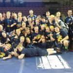Gaylord High School Boys Varsity Wrestling beat Warren Woods-Tower High School 32-26