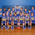Clyde Boys 7th Grade Basketball beat Norwalk Middle School 36-33