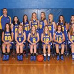 Clyde Girls 7th Grade Basketball falls to Bellevue Middle School 40-19