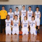 Clyde High School Boys Freshman Basketball beat St. Mary Central Catholic 33-28