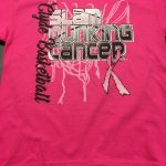 "Slam Dunking Cancer ""Pink Games"" are Saturday, Feb 11th"