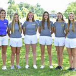 Clyde High School Lady Flier Varsity Golf finishes 3rd place