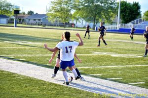 Girls Soccer loss vs Norwalk