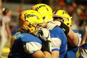 Varsity Football vs Ashland