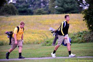 Varsity Boys Golf Vs Bellevue