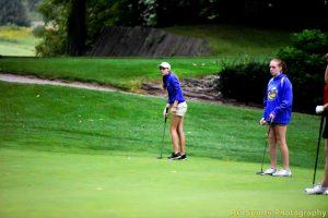 Girls Varsity Golf vs Bellevue