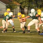 8th Grade Football vs Oak Harbor