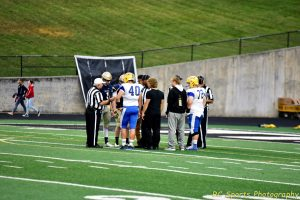 Varsity Football Victory Vs Tiffin Colombian Pics