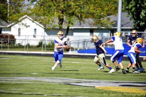 Jv Boys Football vs Norwalk Victory pics