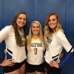 Congrats and Good Luck to our Volleyball Seniors!