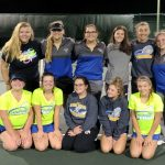JV Tennis makes it a clean sweep at the JV Girls Tennis Tourney