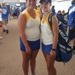 Good luck to Heidi and Alayna at State Tennis!
