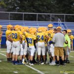 8th Grade Flier Football Victory over Tiffin Columbian pics