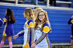 Varsity Cheer Vs Norwalk Pics