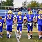 Varsity Football Victory over Norwalk pics