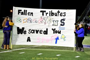 Varsity Football Win over Sandusky 35-0 Pics