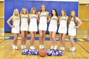 Girls Varsity Cheer