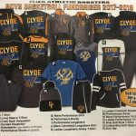 2017-2018 Boys Basketball Clothing Sale