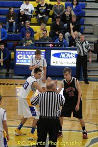 Freshman Boys Basketball Victory pics over Perkinns
