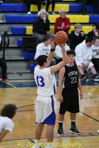 Boys Jv Basketball vs Perkins pics