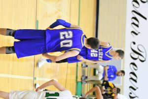 Freshman Boys Basketball win Vs Margaretta