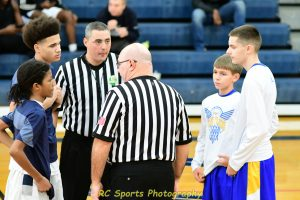 Freshman Boys Vs Sandusky Basketball pics