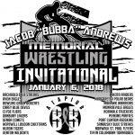 Jacob Andrews Memorial Invite – MMS Wrestling 1/6/18