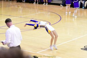 Varsity Cheer vs Ross