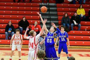 Flier Boys Freshman Basketball vs Bellevue pics