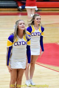 Varsity Cheer vs Bellevue