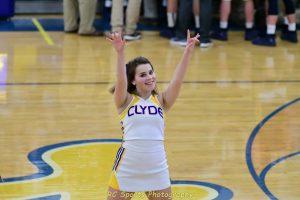 Varsity Cheer vs Norwalk