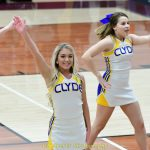 Varsity Cheer vs Genoa Pics