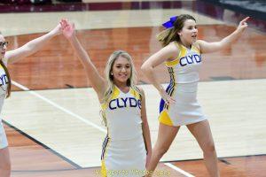Varsity Cheer vs Genoa Pics