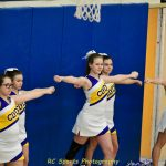 Freshman Cheer vs Tiffin