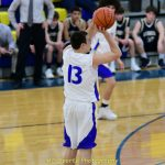 Jv Boys Basketball win vs Tiffin Pics