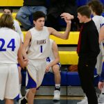 Jv Boys Basketball VS Huron pics