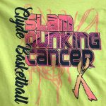 SLAM DUNKING CANCER GAMES