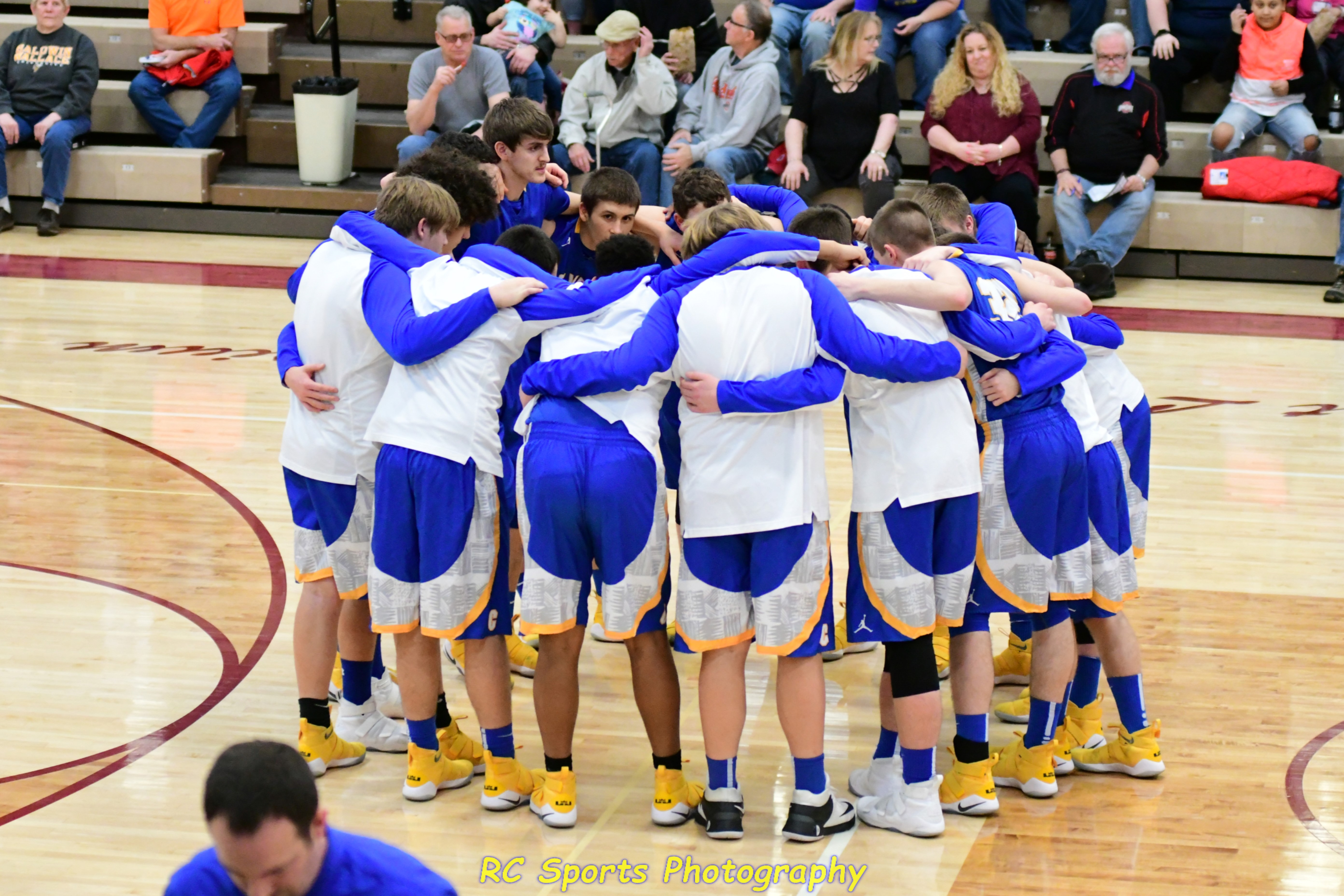 Men's Basketball to play Lexington in Sectional Championships