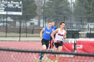 Boys Track vs Perkins pics