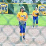 Lady Fliers Varsity Softball vs Bellevue pics
