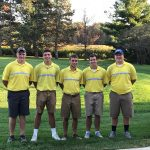 Good luck the boys Golf Team today at SBC!