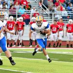 Varsity Football vs Port Clinton pics